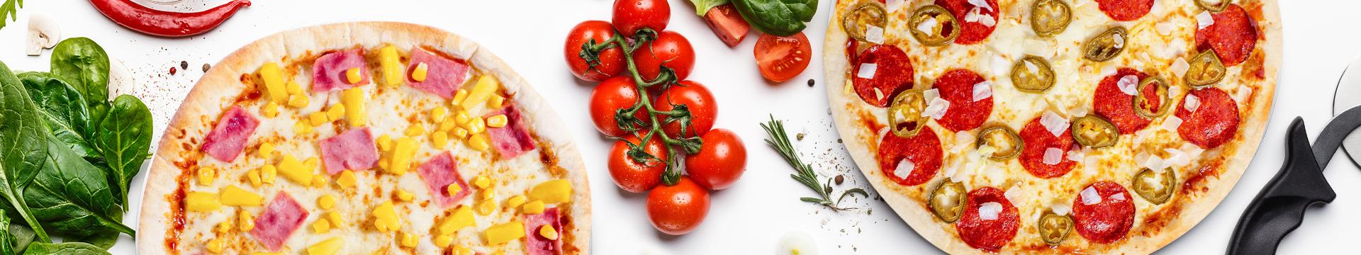 Pizza z rukolą z telepizza