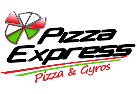 logo Pizza Express Pizza & Gyros