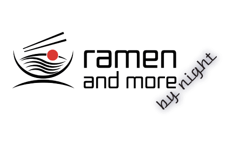 logo Ramen And More by night