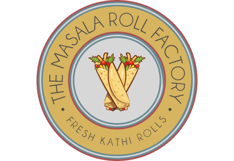 logo The Masala Roll Factory