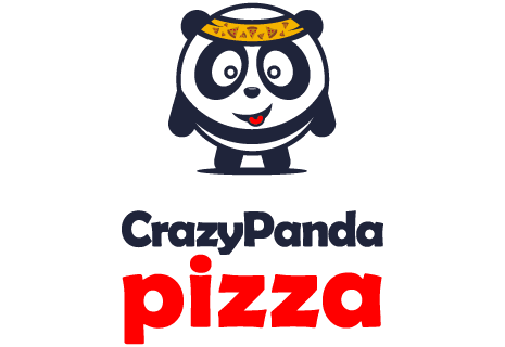 logo Crazy Panda Pizza