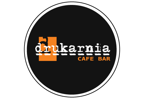 logo Drukarnia - Cafe Bar