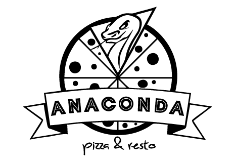 logo Anaconda Pizza & Resto