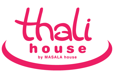 logo Thali House by Masala House