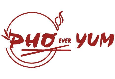 logo Pho Ever Yum