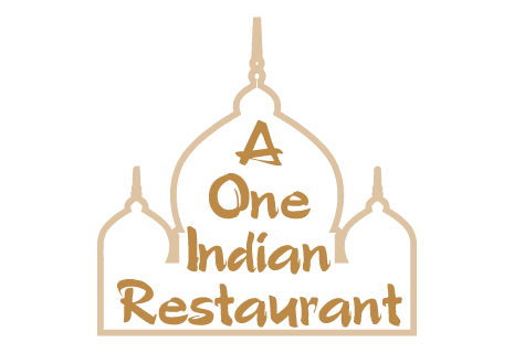 logo A One Indian Restaurant