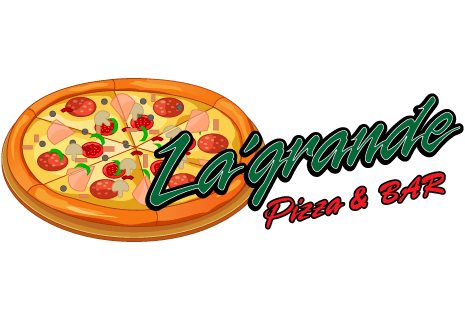 logo La Grande Pizza & Bar