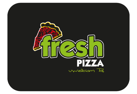logo Fresh Pizza Rataje Noc