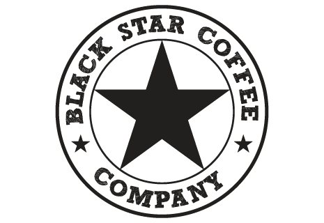 logo Black Star Coffee