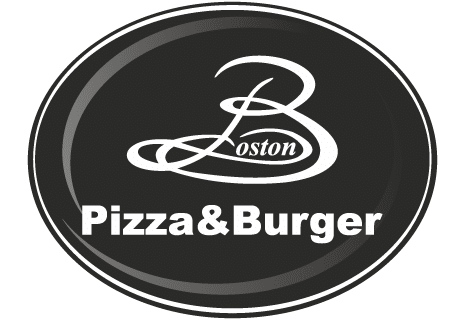 logo Pizza&Burger Boston