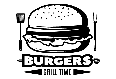 logo Burgers Grill Time