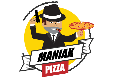 logo Maniak pizza