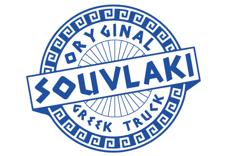 logo Souvlaki Greek Truck