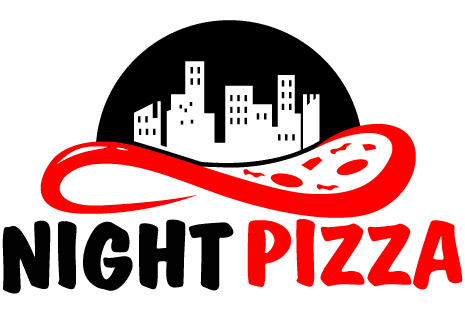 logo Night Pizza