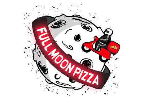 logo Full Moon Pizza