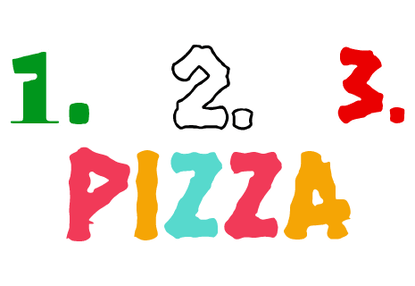 logo 123pizza