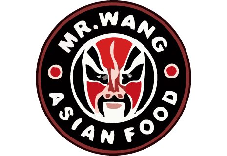 logo Mr. Wang Asian food