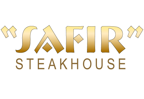 logo Restauracja Steakhouse Safir