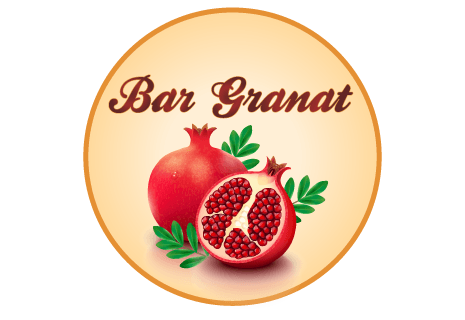 logo Bar granat