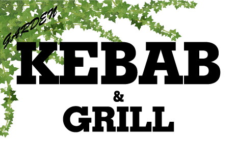 logo Garden Kebab and Grill by Bayram
