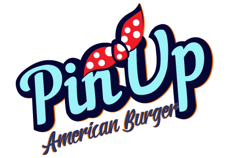 logo Pin Up American Burger