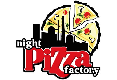 logo Night Pizza Factory