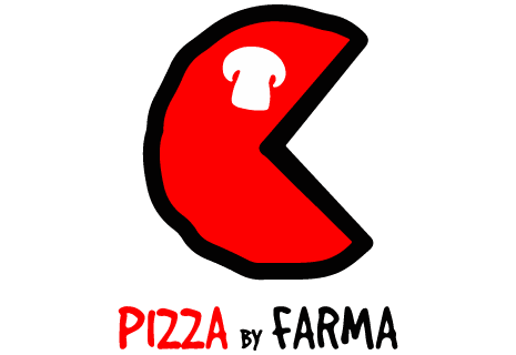 logo Pizza by Farma