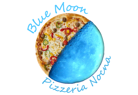 logo BlueMoon Pizzeria Nocna