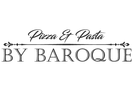logo Pizza & Pasta by Baroque