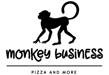 logo Monkey Business - Pizza & More