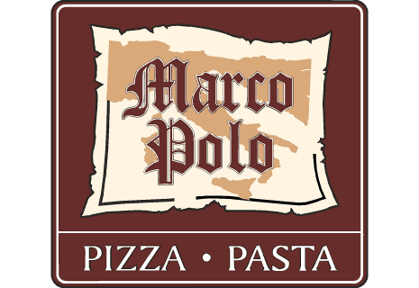 logo Marco Polo Pizza Pasta
