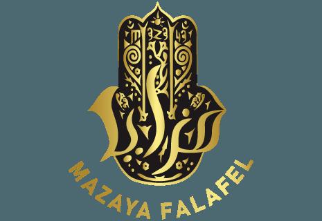 Mazaya Falafel Starowiślna Kraków Wegetariańska Arabska
