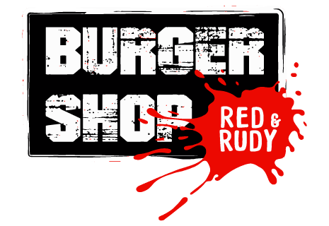 logo Red & Rudy Burger Shop