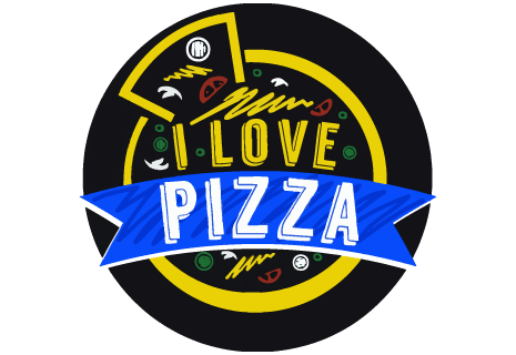 logo I Love Pizza