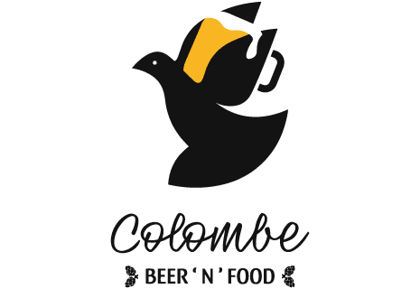 logo Colombe Beer & Food