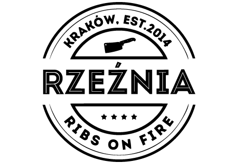 logo Rzeźnia - Ribs on fire
