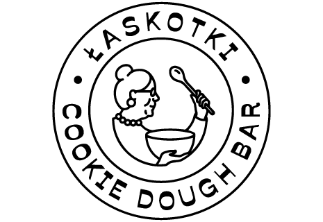 logo Łaskotki Cookie Dough Bar