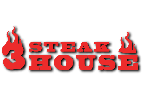 logo 3 Steak House